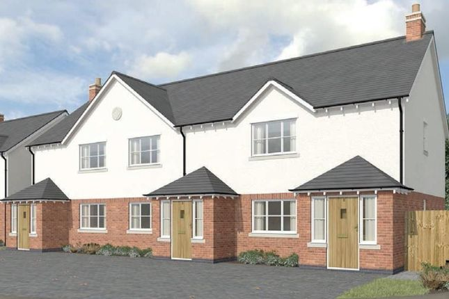 Thumbnail Terraced house for sale in The Coppice, Wyson Lane, Wyson, Brimfield, Ludlow