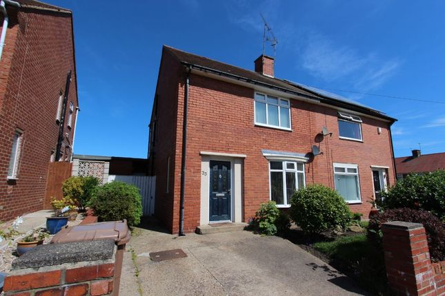 Thumbnail Semi-detached house to rent in Glenallen Gardens, Tynemouth