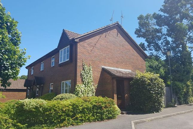 Thumbnail Terraced house for sale in St. Peters Gardens, Wrecclesham, Farnham