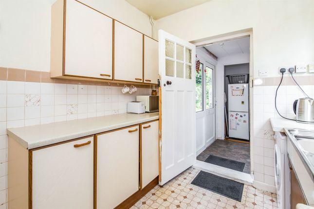 Kitchen of The Bridle, Glen Parva, Leicester LE2