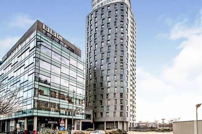 Thumbnail Flat to rent in Blue, Media City Uk, Salford