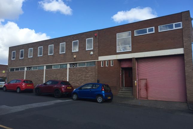 Thumbnail Warehouse for sale in Lower Tower Street, Hockley, Birmingham
