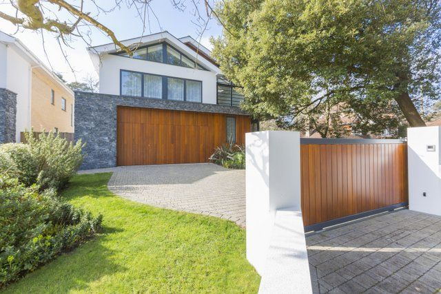 Thumbnail Detached house for sale in Lakeside Road, Canford Cliffs, Poole, Dorset