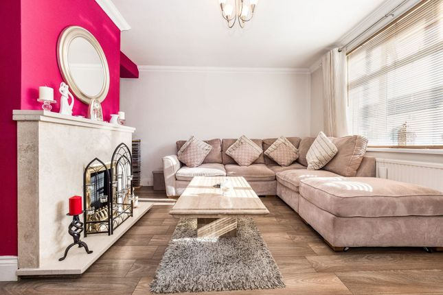 Thumbnail End terrace house for sale in Humber Avenue, South Ockendon
