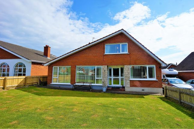 Thumbnail Detached bungalow for sale in Pinehill Road, Bangor