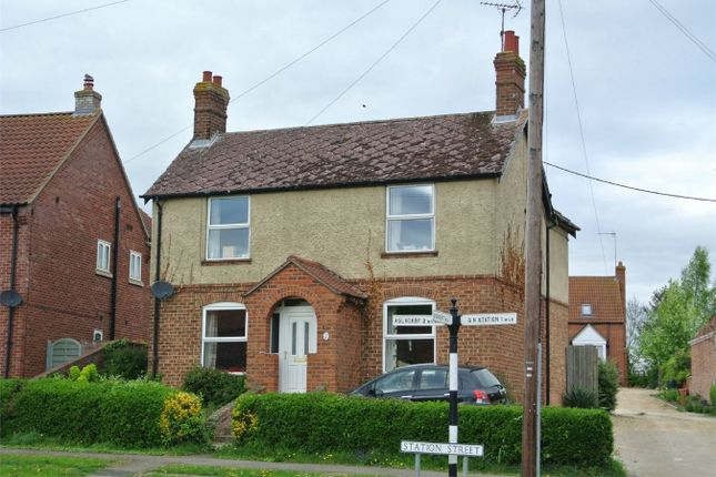 Thumbnail Detached house for sale in Station Street, Rippingale, Bourne, Lincolnshire