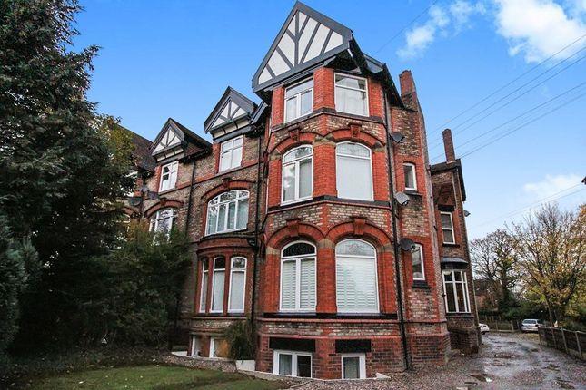 Thumbnail Flat to rent in Lapwing Lane, Didsbury, Manchester