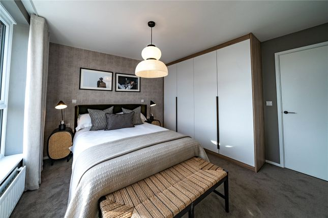 1 bed flat for sale in B026 - The Navigator Building, The Hangar District, Brabazon, Patchway, Bristol BS34