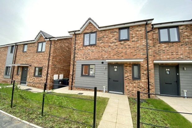 Thumbnail Semi-detached house to rent in Elm Gardens, Darlington