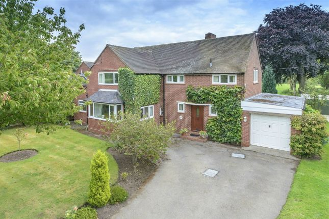 4 bed detached house for sale in Grove Lane, Rodington, Shrewsbury, Shropshire