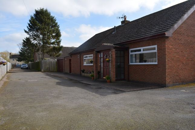 Thumbnail Detached bungalow for sale in Ocean Road, Leicester