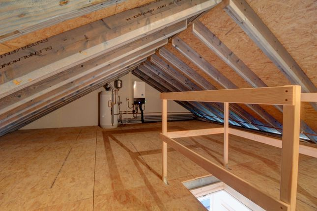 Floored Attic of Castleview Place, Dundee DD4
