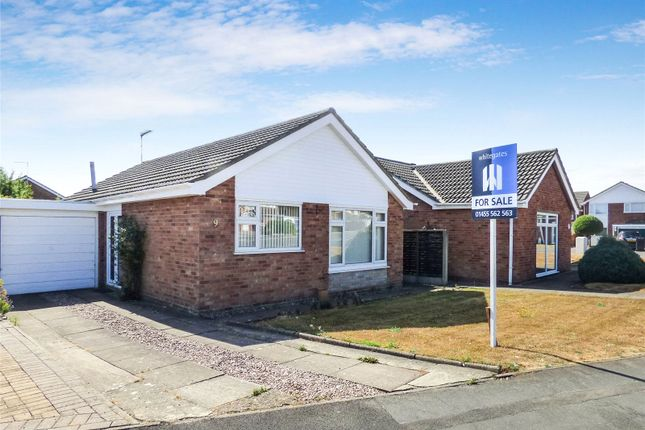 Thumbnail Bungalow for sale in Blenheim Crescent, Broughton Astley, Leicester, Leicestershire