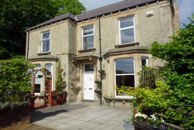 Thumbnail End terrace house for sale in Etherley Lane, Bishop Auckland