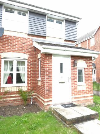 Thumbnail Semi-detached house to rent in Epsom Close, Stevenage