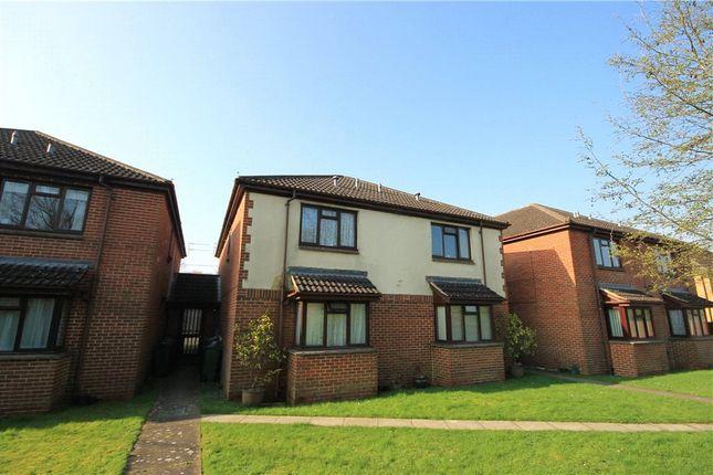 1 bed flat for sale in Prospect Cottages, South Road, Ash Vale, Aldershot GU12