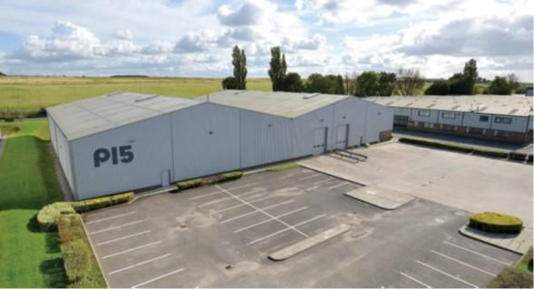 Thumbnail Light industrial to let in Unit P15, Heywood Distribution Park, Heywood