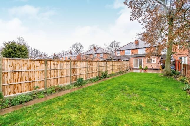 Garden of Welford Road, Knighton, Leicester, Leicestershire LE2