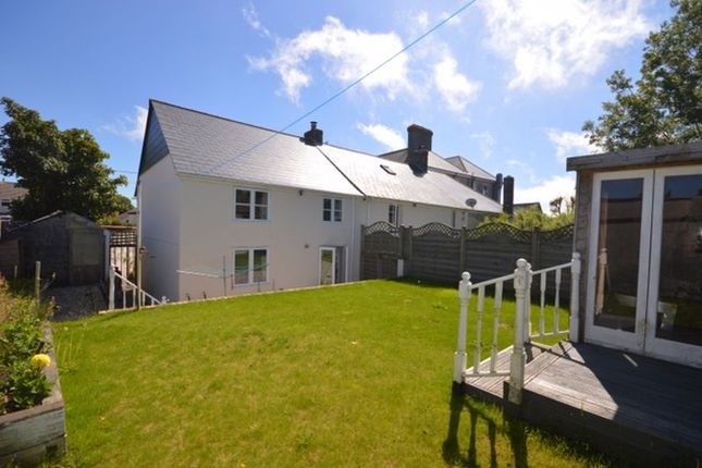 Thumbnail Semi-detached house for sale in Edgcumbe Road, Roche, St. Austell