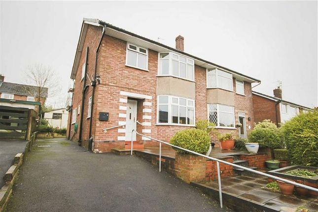 Thumbnail Semi-detached house for sale in Oxford Drive, Blackburn