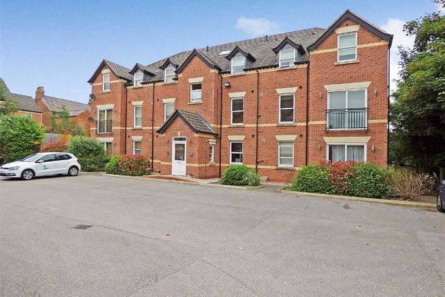 Thumbnail Flat for sale in Weaver Grove, Winsford, Cheshire