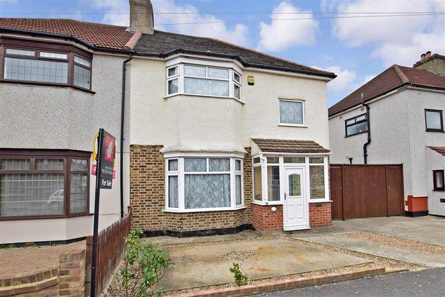 Thumbnail Semi-detached house for sale in Herbert Road, Bexleyheath, Kent