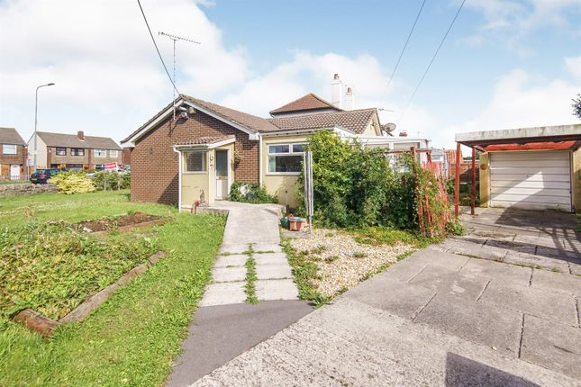 Thumbnail Detached bungalow for sale in Redwick Road, Pilning, Bristol
