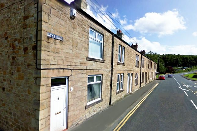 Thumbnail End terrace house to rent in Syke Road, Burnopfield, Newcastle Upon Tyne