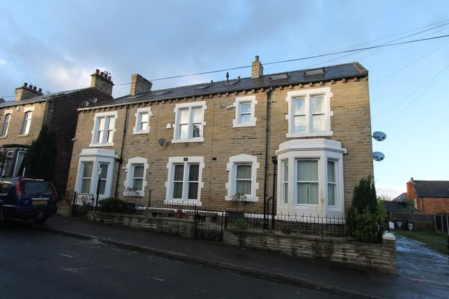 Thumbnail Flat to rent in Western Street, Barnsley
