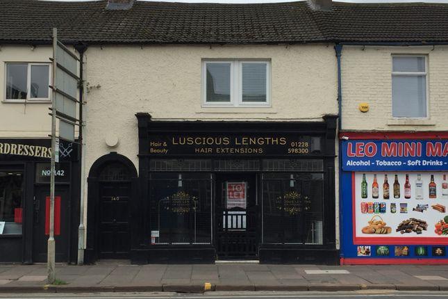 Thumbnail Retail premises to let in 140 Botchergate, Carlisle