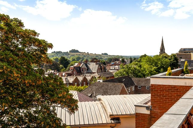 Thumbnail Flat for sale in Treasury Court, Cross Street, Winchester, Hampshire