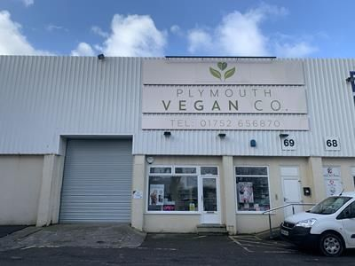 Thumbnail Retail premises to let in Unit 69 Faraday Mill Business Park, Cattewater Road, Plymouth, Devon
