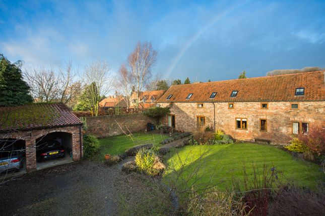 Thumbnail Barn conversion for sale in Myton On Swale, York