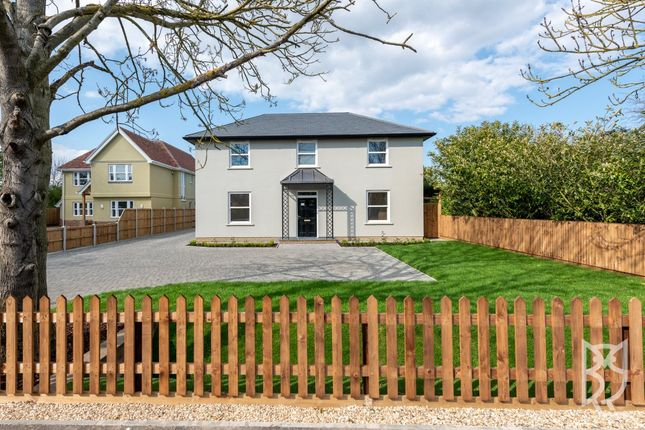 Thumbnail Detached house for sale in Thorpe Road, Kirby Cross, Essex