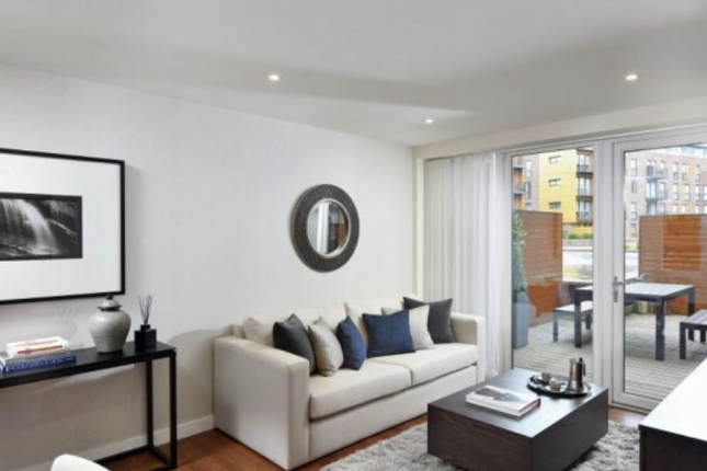Thumbnail Flat to rent in Stanmore Place, Howard Road, London