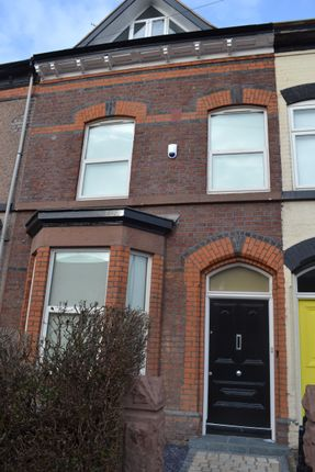 Thumbnail Shared accommodation to rent in Island Road, Liverpool, Merseyside