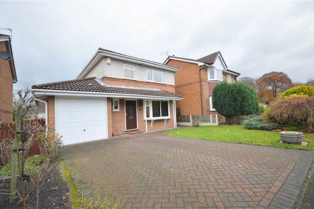 Thumbnail Detached house to rent in Bluestone Drive, Heaton Mersey, Stockport