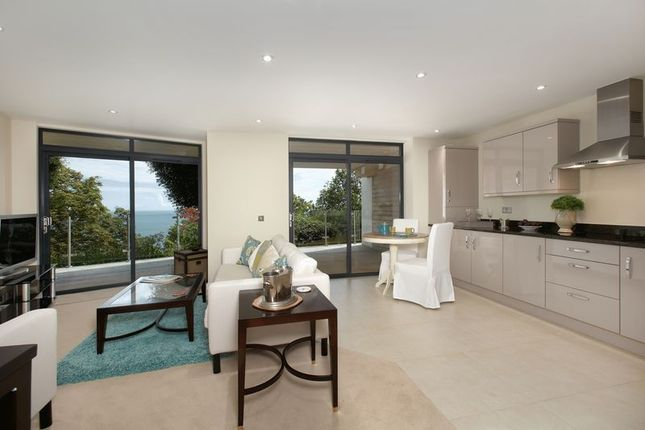 Thumbnail Property to rent in Middle Lincombe Road, Torquay