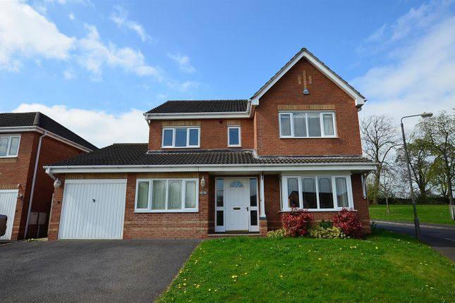 Thumbnail Detached house for sale in Swan Hill, Mickleover, Derby
