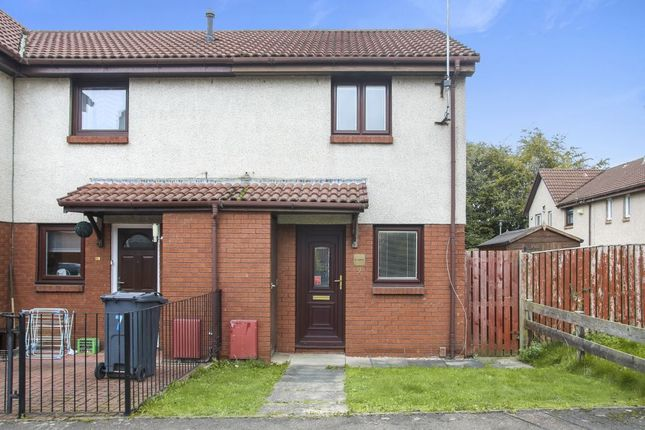 Thumbnail 2 bed end terrace house for sale in 9 Upper Craigour, Little France, Edinburgh