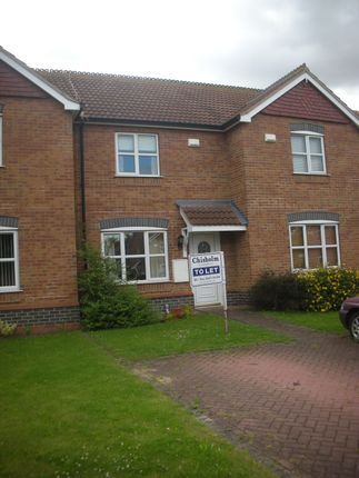 Thumbnail Terraced house to rent in Bramble Close, Grimsby