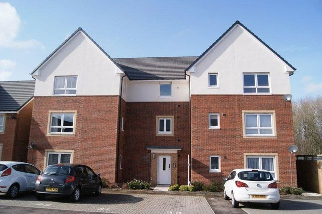Thumbnail Flat to rent in Ryder Court, Killingworth, Newcastle Upon Tyne