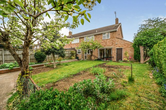 Thumbnail Detached house for sale in Stanford Road, Tewkesbury