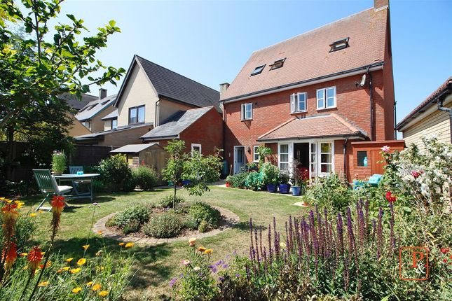 Detached house for sale in Tayberry Place, Ipswich