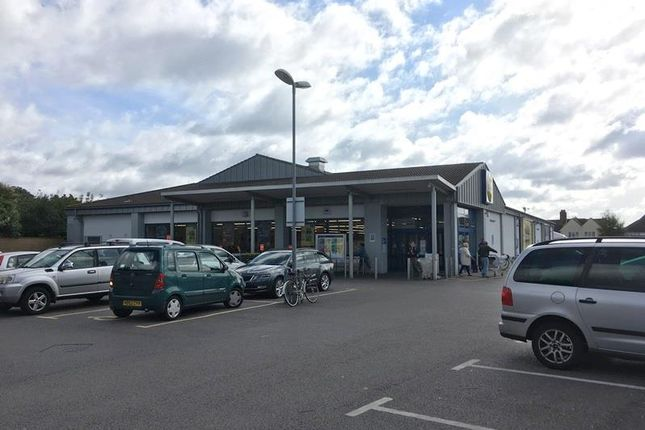 Thumbnail Commercial property for sale in Lidl, 355 Shirley Road, Shirley, Southampton