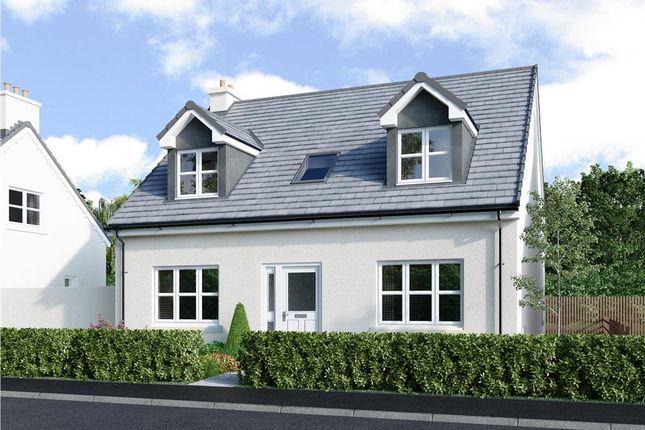 "Thumbnail Detached house for sale in ""Darroch"" at Borthwick Castle Road, North Middleton, Gorebridge"