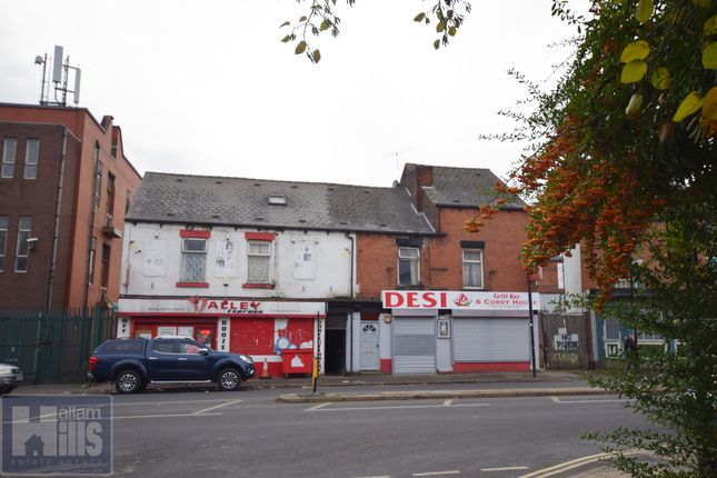 Thumbnail Commercial property for sale in Worksop Road, Sheffield, South Yorkshire