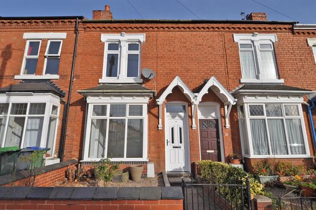 Thumbnail Terraced house to rent in Long Hyde Road, Bearwood, Smethwick