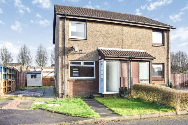 Thumbnail Semi-detached house for sale in Sibbald Place, Livingston