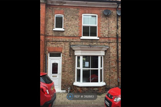 Thumbnail Terraced house to rent in King Street, Driffield